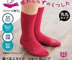 エコノレッグ 「疲れ知らずの靴下」